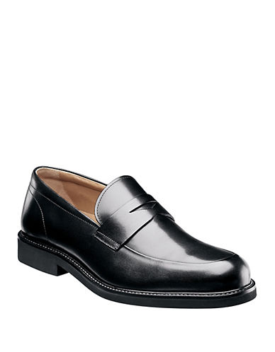 FLORSHEIM Gallo Leather Penny Loafers