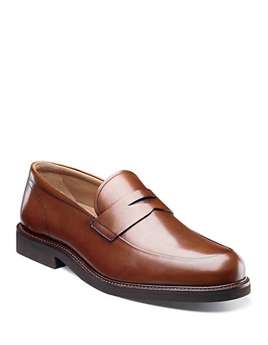 FLORSHEIMGallo Leather Penny Loafers