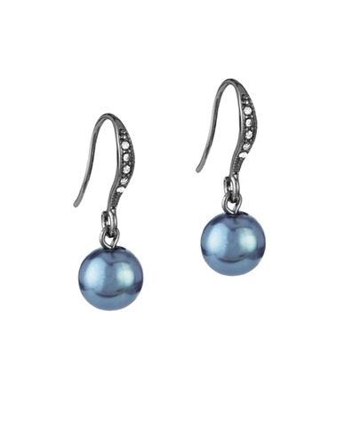 8MM Faux Pearl Drop Earrings