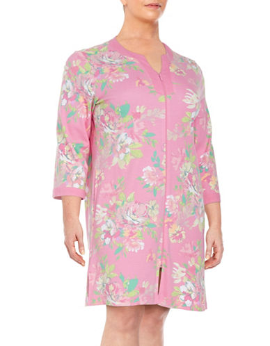 Floral Robe Usa