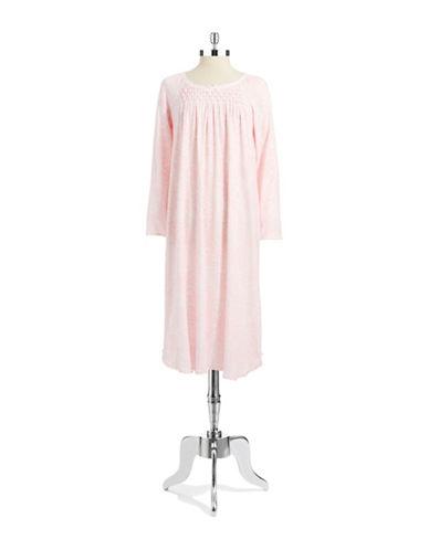 MISS ELAINEAnimal Print Nightgown