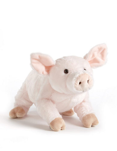 Gund Hamlet the Pig Stuffed Animal