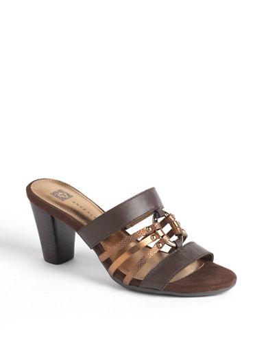short stack heel sandal 2013