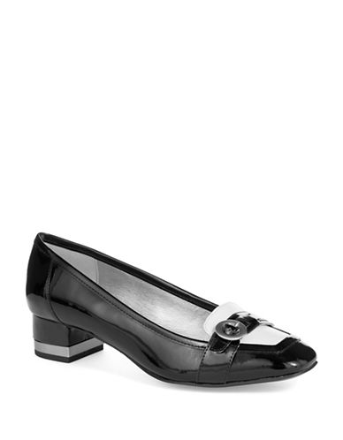 CIRCA JOAN & DAVID Xaylor Patent Leather Loafers