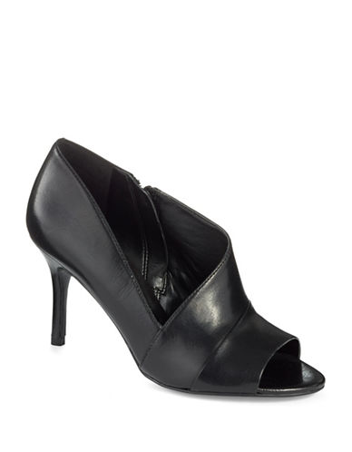 NINE WEST Glara Peep Toe Pumps