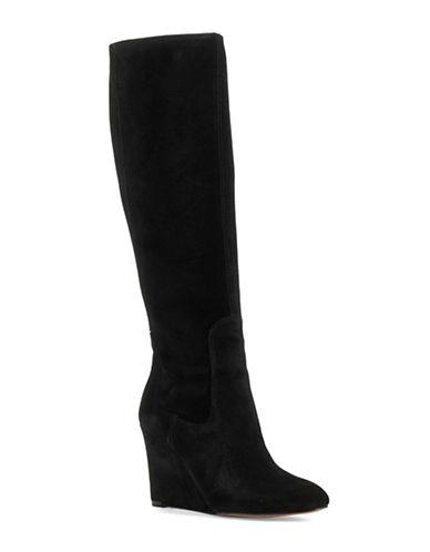 NINE WESTHeartset Wedge Knee High Boots