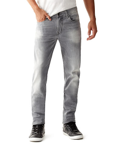 GUESS Lonesome Slim Straight Jeans