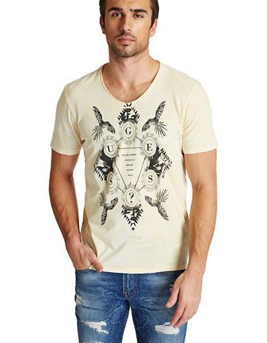 GUESSGunnarson Acid Wash Graphic T-Shirt