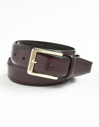 BLACK BROWN 1826Dress Belt