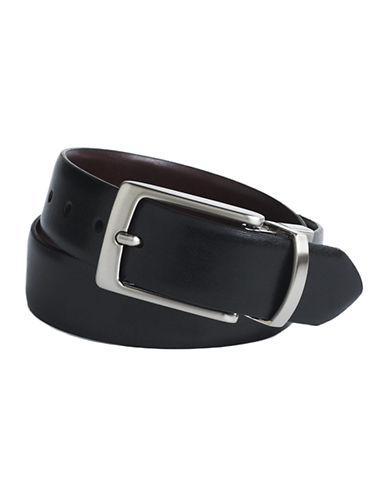 LORD & TAYLOR KIDS Guys 8-20 Reversible Leather Belt