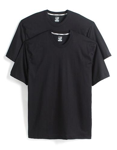 JOCKEY2 Pack Big and Tall Cotton Crewneck T-Shirts