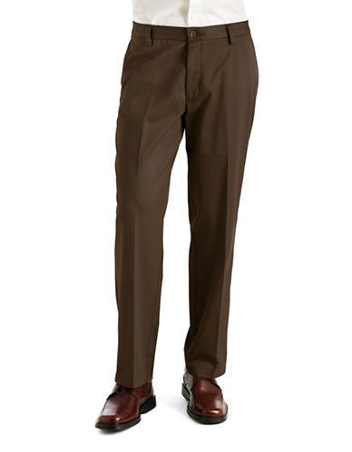 DOCKERSFlat-Front Cotton Pants