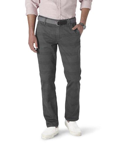 DOCKERSAlpha Tonal Plaid Slim Leg Pants