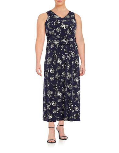 Plus Floral Maxi Dress plus size,  plus size fashion plus size appare