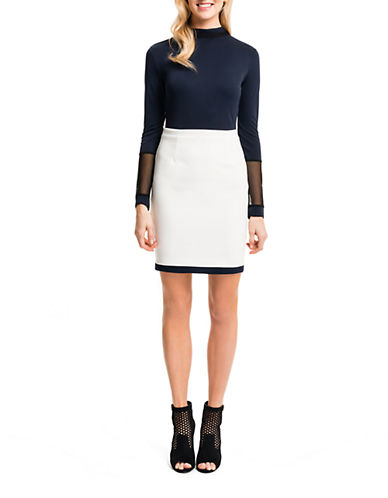 1cd19d67 ... UPC 039374060747 product image for Cynthia Steffe Colorblock Sheath  Dress | upcitemdb.com ...