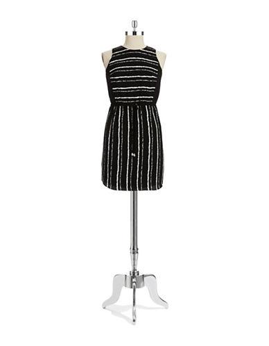 VINCE CAMUTOPetite Blouson Waist Dress