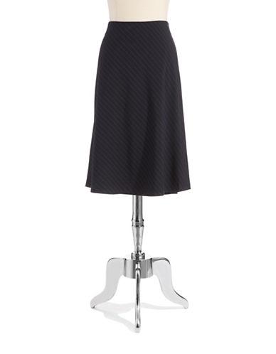VINCE CAMUTOPatterned Skater Skirt