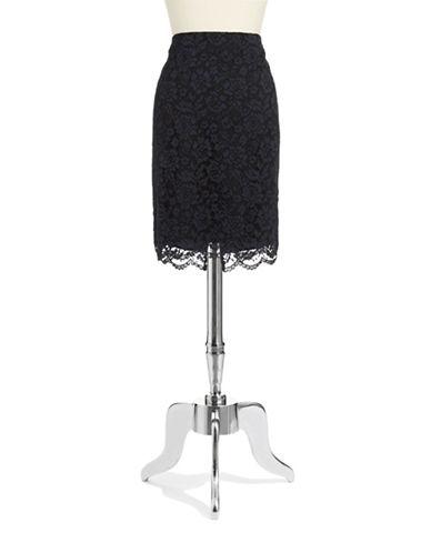 VINCE CAMUTOLace Pencil Skirt