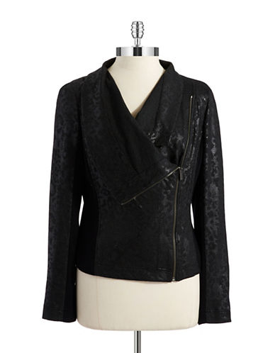 TWO BY VINCE CAMUTOAsymmetrical Zipper Jacket