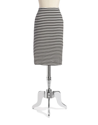 VINCE CAMUTOStriped Pencil Skirt