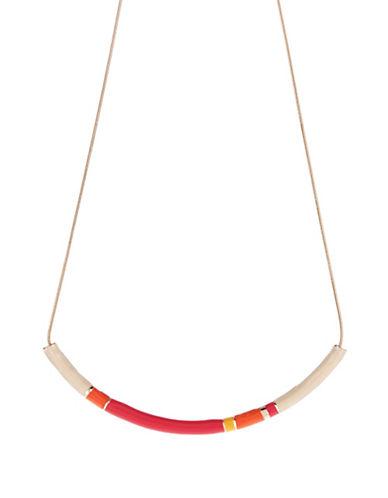 Robert Rose Tonal Bar Necklace