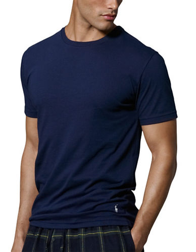 POLO RALPH LAUREN 3-Pack Slim-Fit Crewneck T-Shirts