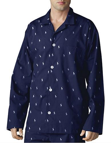 POLO RALPH LAURENPolo Player Pajama Top