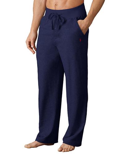 POLO RALPH LAURENFrench Terry Pajama Pants
