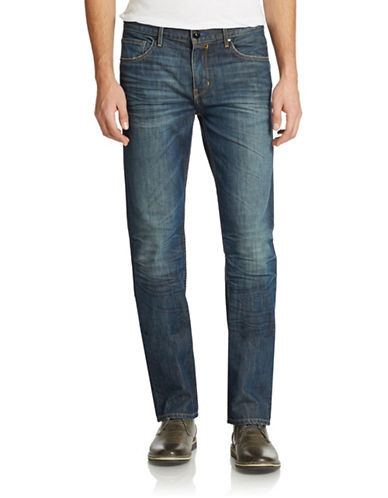 PAIGENormandie Straight Leg Jeans