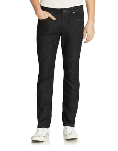 PAIGE Normandie Slim Straight Jeans