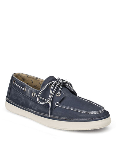 SPERRY TOP-SIDER Cruz Canvas Boat Shoes