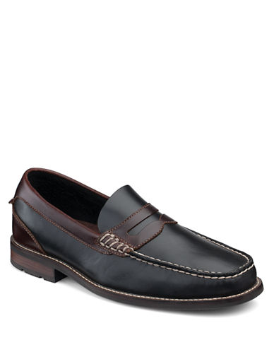 SPERRY TOP-SIDER Essex Leather Penny Loafers