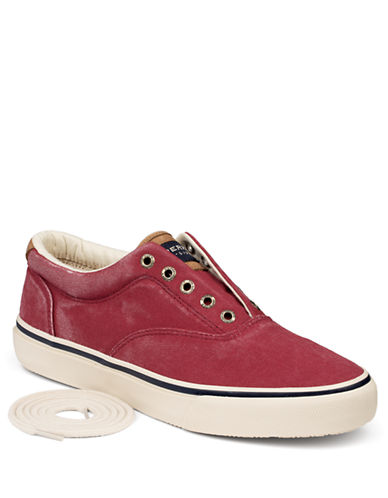 SPERRY TOP-SIDER Striper Canvas Sneakers
