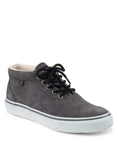 SPERRY TOP-SIDER Striper CVO Canvas Chukka Sneakers