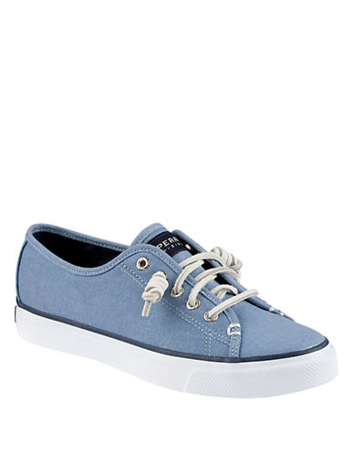 SPERRY TOP-SIDERSeacoast Canvas Sneakers