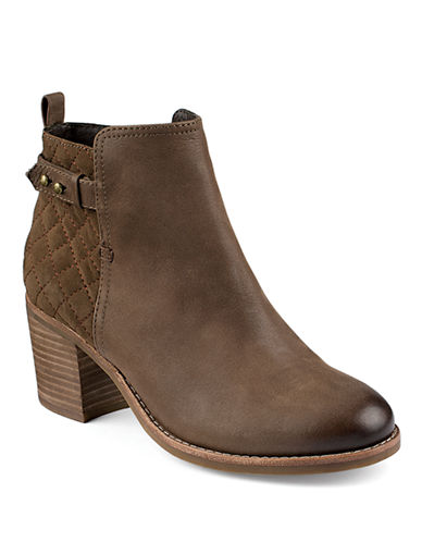 SPERRY TOP-SIDER Ambrose Leather Ankle Boots