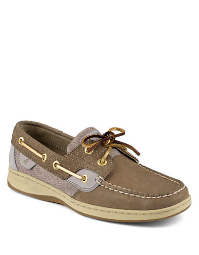 SPERRY TOP-SIDER Bluefish Leather Boat Shoes