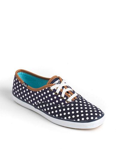 KEDSDot Canvas Sneakers