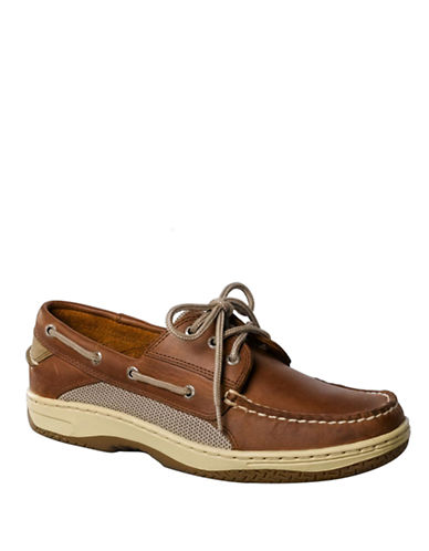 Sperry Top-Sider Shoes, Billfish 3 Eye Boat Shoes Men's Shoes