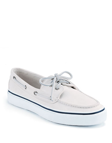 SPERRY TOP-SIDER Bahama Canvas Two-Eye Boat Shoes