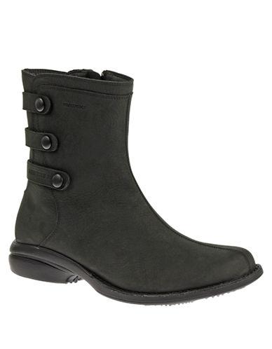 MERRELLCaptiva Launch Mid Waterproof Leather Boots