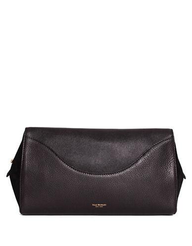 ISAAC MIZRAHI NEW YORKColleen Leather Clutch