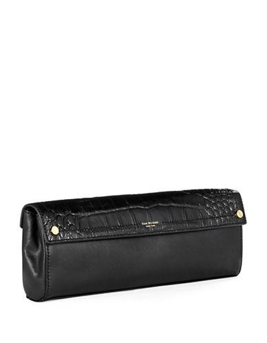 ISAAC MIZRAHI NEW YORKSylvie Leather Clutch