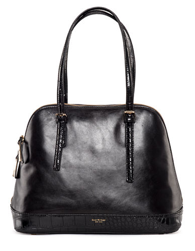 Isaac Mizrahi New York Nora Leather Satchel