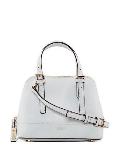 ISAAC MIZRAHI NEW YORKNora Leather Crossbody Bag