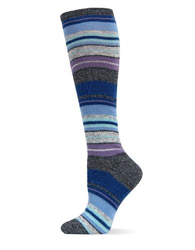 Hot Sox Pop Candy Stripe Knee High Socks