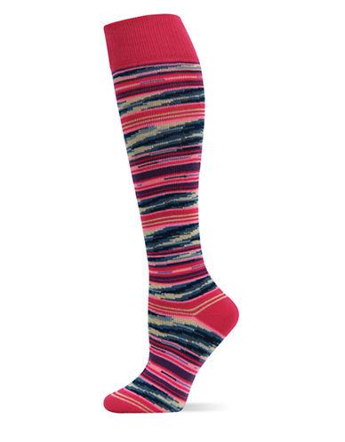 HOT SOXRandom Feed Stripe Knee High Socks