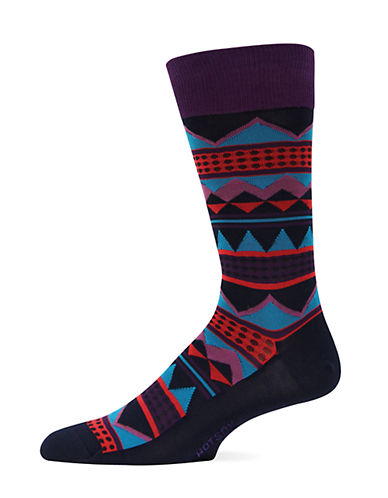 HOT SOX Patterned Trouser Socks