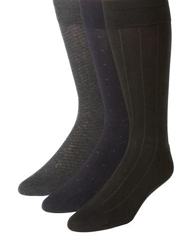POLO RALPH LAUREN3-Pack Dress Socks