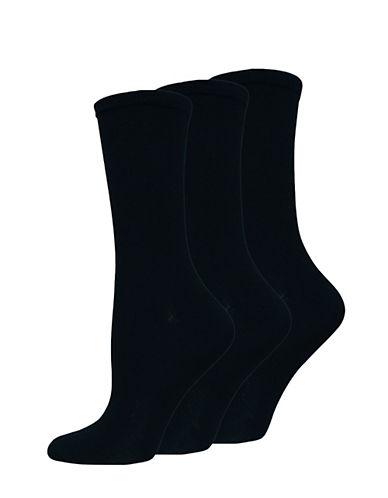 HOT SOXSolid Trouser Three Pack Socks